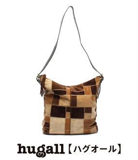 教练拼凑细工皮革挎包棕色9331 COACH女士