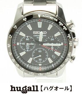 SEIKO 6T63-00D0 chronograph 100m quartz watch SEIKO men