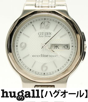 居民环保开车兜风E100-K003334太阳能电波白表盘手表人[10P29Aug16]