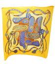 美品 エルメス プリーツカレ シルクスカーフ Festival フェスティバル プリーツカレ HERMES レディース 【中古】