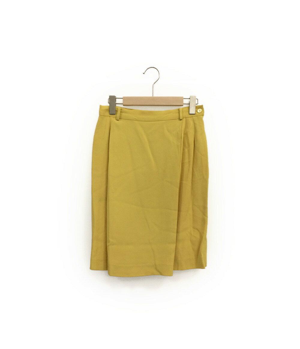 エトロ SIZE 42 (M) シルク混 スカート ETRO レディース【中古】