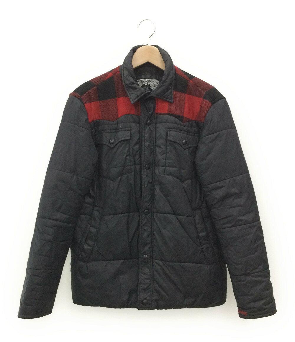 ヴィンテージフィフティファイブ SIZE L (L) 訳あり 中綿 シャツジャケット Vintage 55 メンズ【中古】