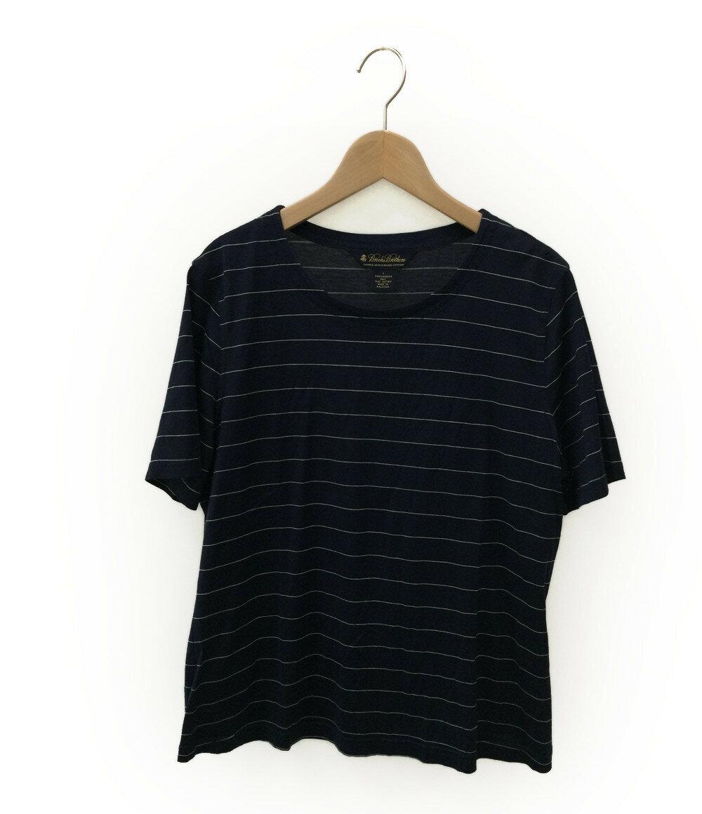 ブルックスブラザーズ SIZE L (L) Tシャツ Brooks Brothers レディース【中古】 【福】