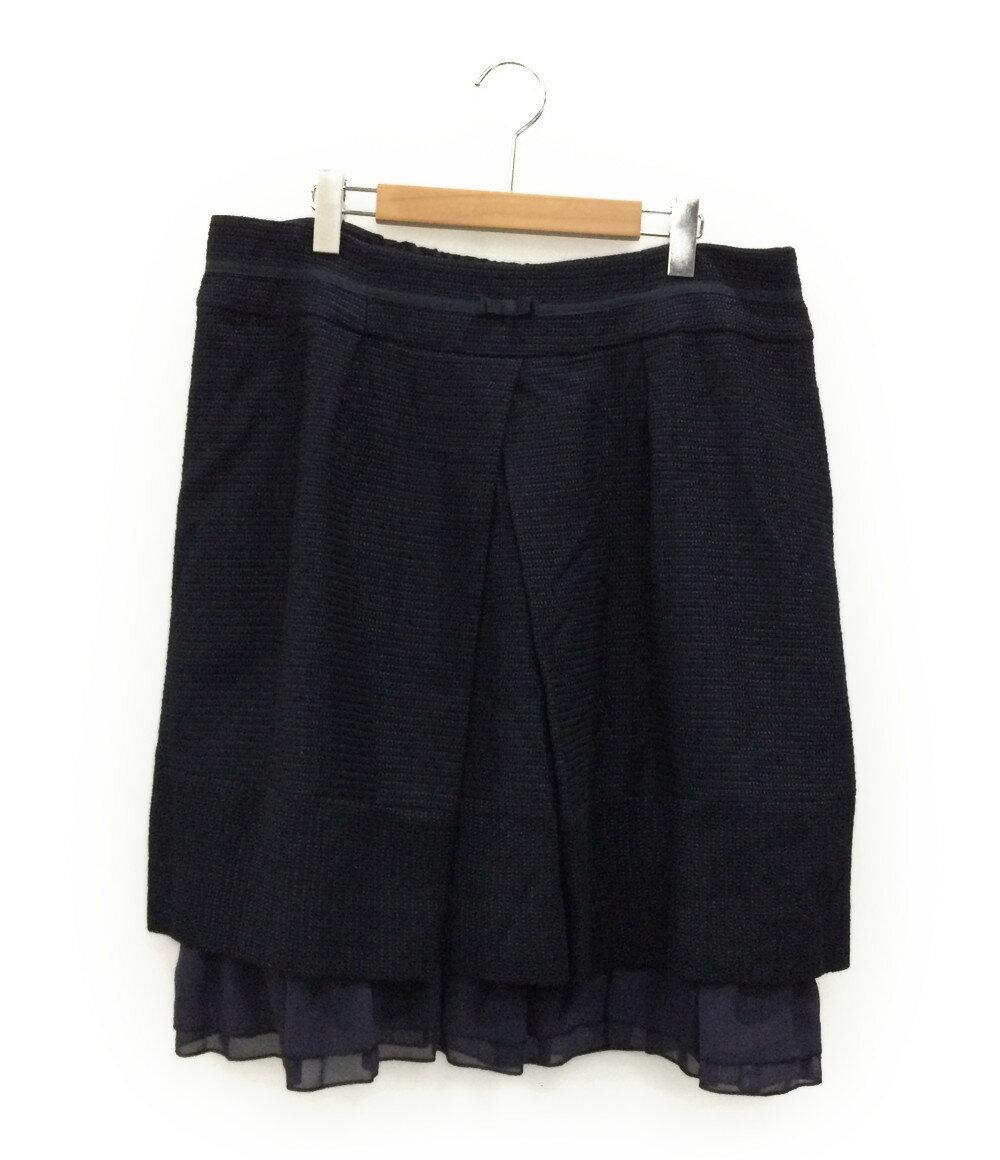 アズノゥアズドゥバズ SIZE 19 (XL以上) 美品 スカート AS KNOW AS de base レディース【中古】