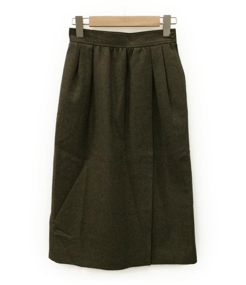 イヴサンローラン SIZE S (S) 美品 スカート Yves saint Laurent レディース【中古】