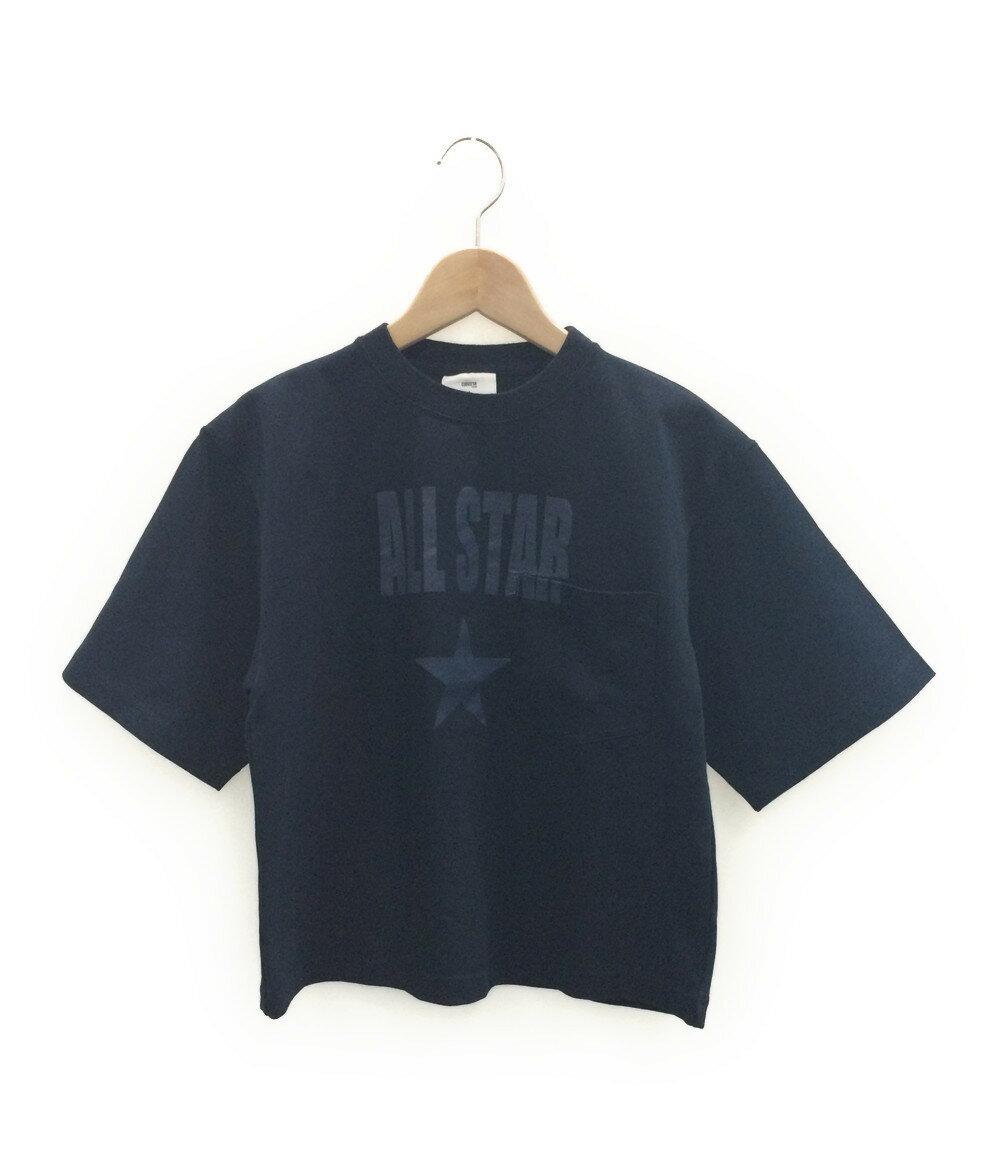 コンバース 半袖Tシャツ CONVERSE TOKYO レディース【中古】
