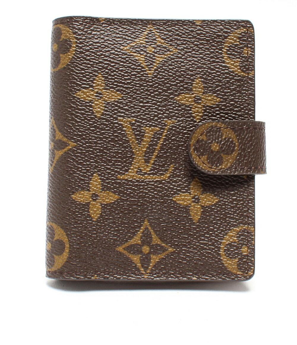 ルイヴィトン アジェンダミニ 手帳カバー 製番TH1087 R20007 Louis Vuitton レディース 【中古】