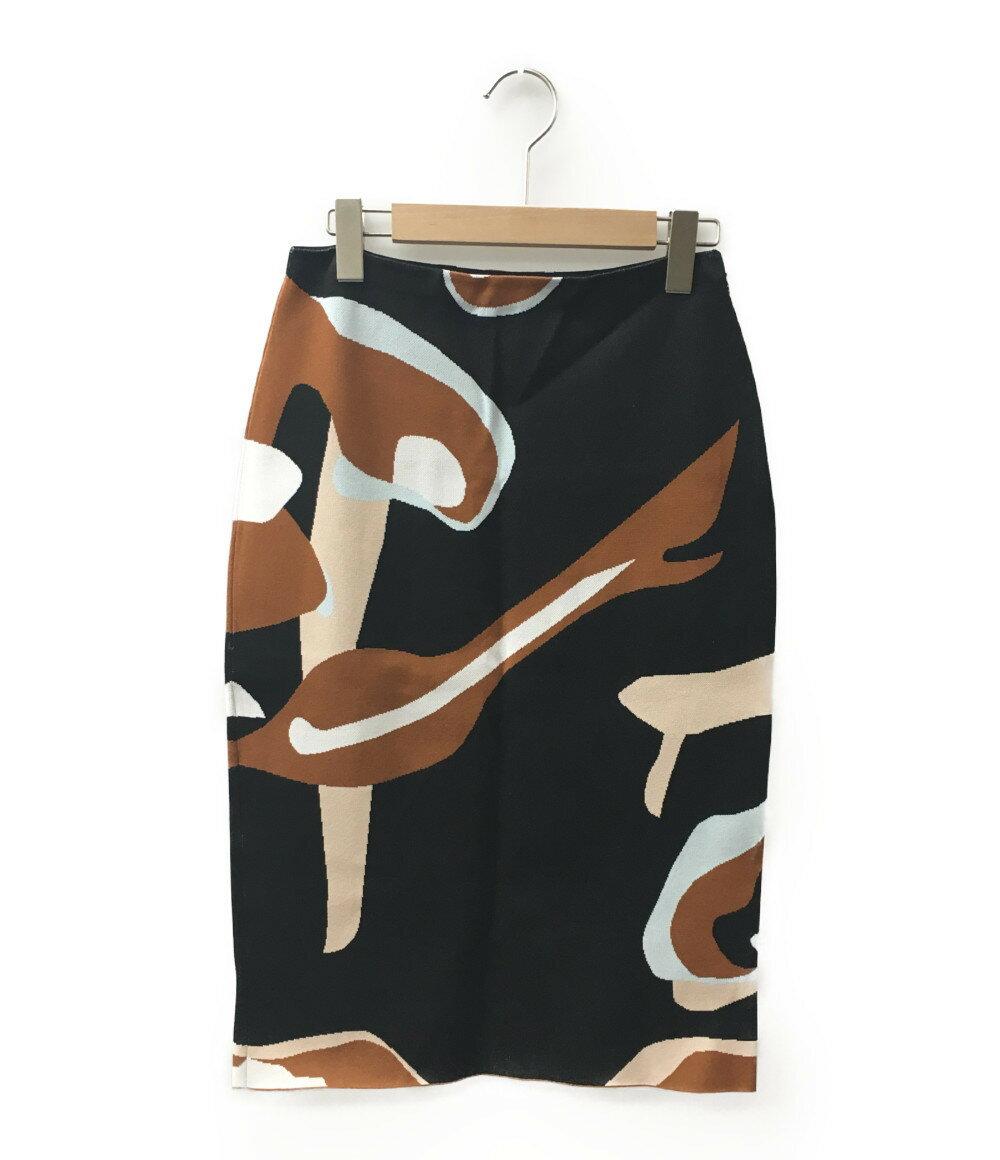美品 クリスチャンディオール SIZE USA4 (S) ニットスカート Christian Dior レディース 【中古】