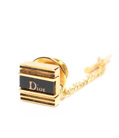 【中古】クリスチャンディオール タイタック ロゴモチーフ アクセサリー Christian Dior メンズ