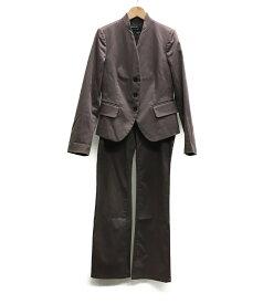 【中古】サルバトーレフェラガモ SIZE 40 (S) パンツスーツ Salvatore Ferragamo レディース