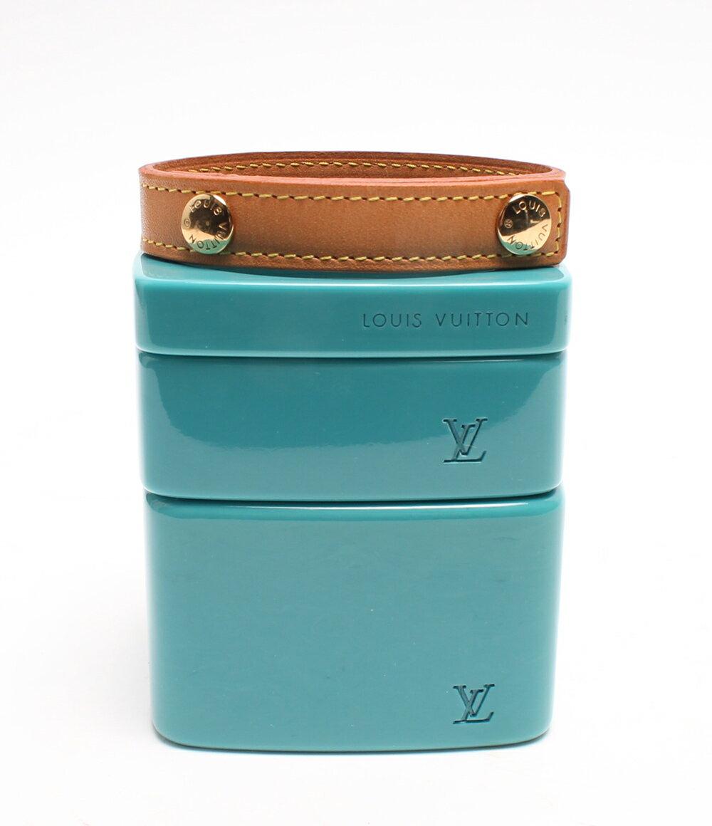 【中古】美品 ルイヴィトン バングルセット Louis Vuitton レディース