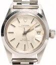 995701ace32 Zhu dollar watch Princess oyster date 7616 0 self-winding watch silver TUDOR