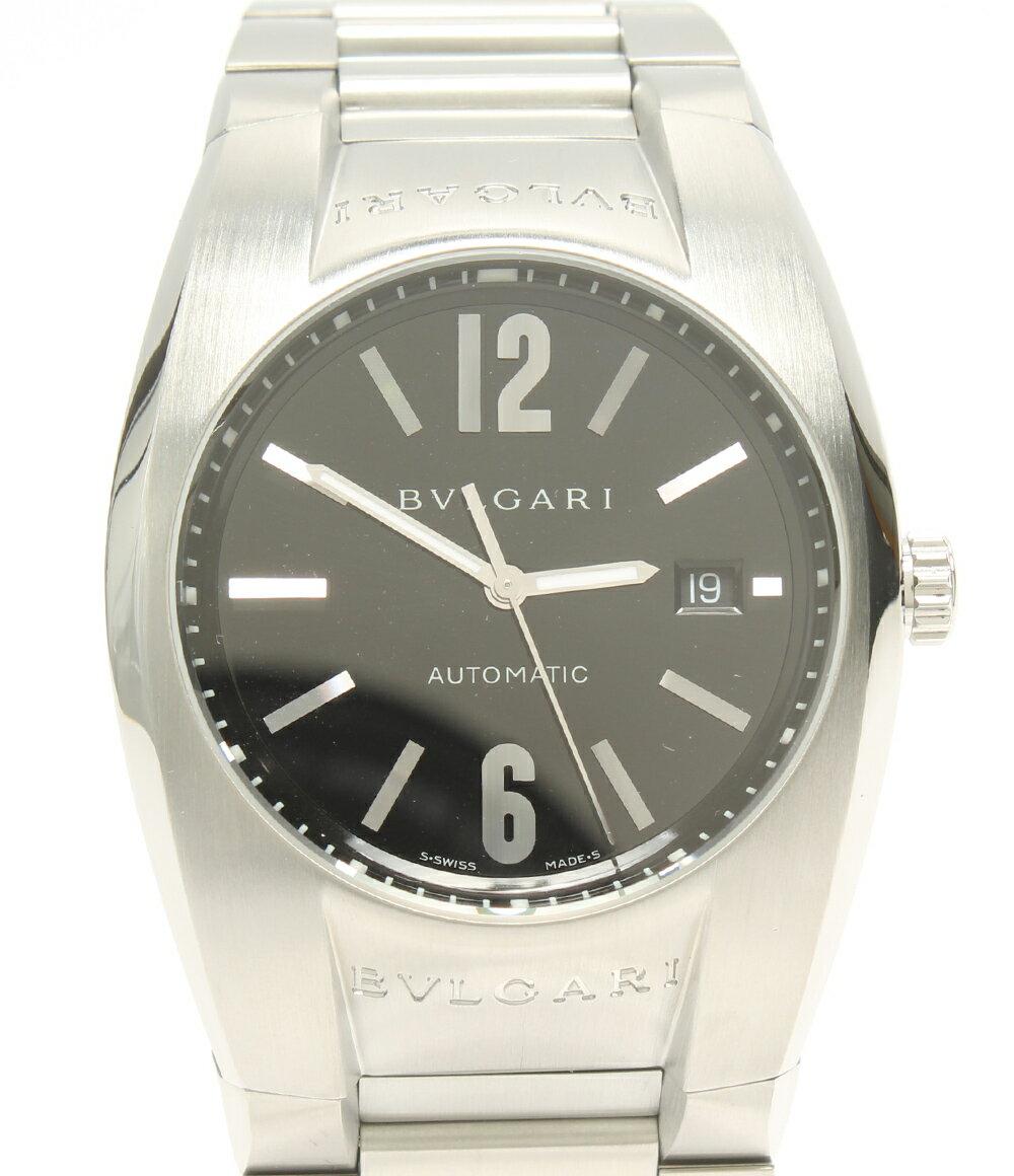 【中古】美品 ブルガリ 腕時計 自動巻き EG40S メンズ Bvlgari