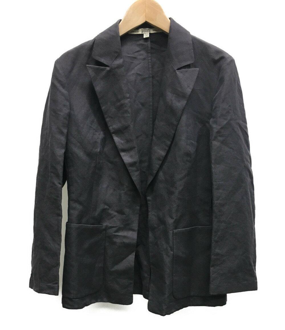 【中古】ジャンフランコフェレ テーラードジャケット レディース SIZE 40 (M) GIANFRANCO FERRE