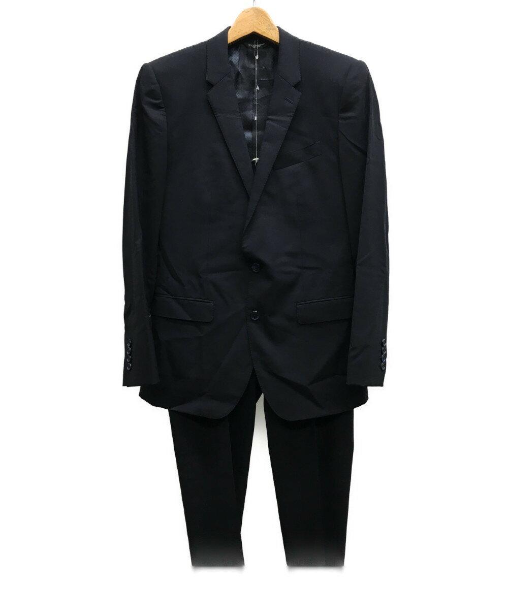 【中古】美品 ドルチェアンドガッバーナ スーツ GK0EMT FUBEC メンズ SIZE 48 (L) DOLCE&GABBANA