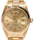【中古】ロレックス 腕時計 デイデイト 自動巻き 18038 メンズ ROLEX