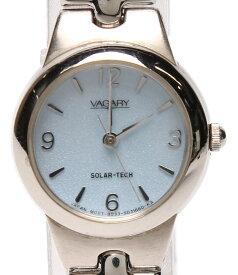 【中古】訳あり ヴァガリー 腕時計 ソーラー 451521 レディース VAGARY