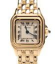 【中古】美品 カルティエ 腕時計 パンテール クォーツ 1070 レディース Cartier