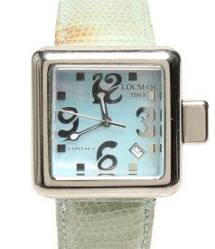 【中古】ロックマン 腕時計 クォーツ 170 レディース LOCMAN