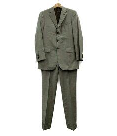 【エントリーで全品ポイント10倍!12/18 9:59まで】【中古】美品 ルイヴィトン スーツ メンズ SIZE 46 (L) Louis Vuitton