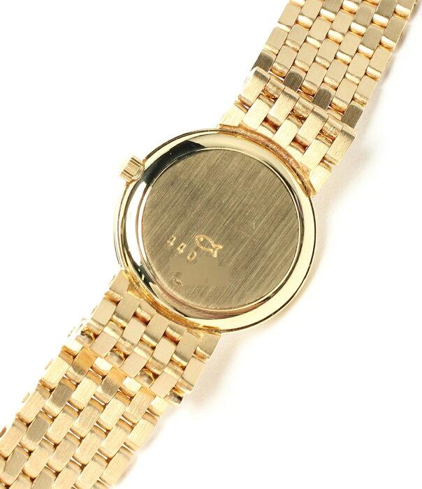 【中古】ショパール腕時計カシミールクォーツシェルレディースchopard