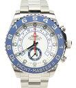39位:【中古】ロレックス 腕時計 ヨットマスター2 自動巻き 116680 メンズ ROLEX