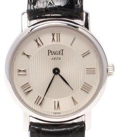 【中古】ピアジェ 腕時計 125周年記念 トラジションウォッチ クオーツ 80005 レディース PIAGET