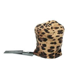 【中古】美品 ドルチェアンドガッバーナ ニット帽 FMH50K レディース DOLCE&GABBANA