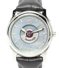 【中古】ペルレ 腕時計 世界限定500本 Tempest テンペスト 自動巻き シェル メンズ PERRELET