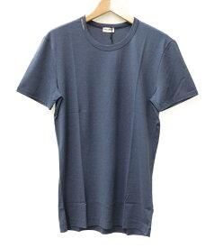 【中古】美品 ドルチェアンドガッバーナ クルーネック 半袖Tシャツ メンズ SIZE 3 (XS以下) DOLCE&GABBANA