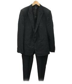 【中古】美品 ドルチェアンドガッバーナ 3ピース スーツ メンズ DOLCE&GABBANA