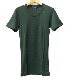 【中古】ドルチェアンドガッバーナ クルーネック 半袖Tシャツ メンズ SIZE 44 (S) DOLCE&GABBANA