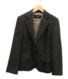 【中古】美品 チヴィディーニ テーラードジャケット レディース SIZE 42 (M) CIVIDINI