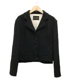 【中古】美品 フォクシーブティック ウールジャケット レディース SIZE 40 (M) FOXEY BOUTIQUE