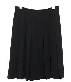 【中古】美品 バレンチノ プリーツスカート レディース SIZE 40 (M) VALENTINO
