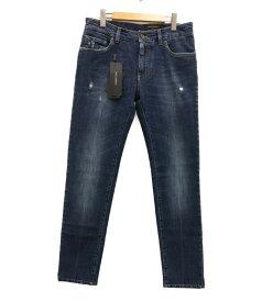 【中古】美品 ドルチェアンドガッバーナ ストレッチ デニムパンツ メンズ SIZE 50 (L) DOLCE&GABBANA