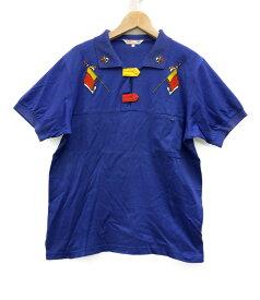 【中古】レオナールスポーツ ポロシャツ レディース SIZE L (L) LEONARD SPORT