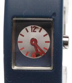【中古】カバンドズッカ 腕時計 クオーツ 1N00-0RB0 レディース CABANE de ZUCCA