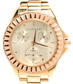 【中古】ジルスチュアート 腕時計 クオーツ シルバー VD78-0020 レディース JILL STUART