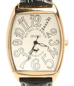 【中古】ミッシェルジョルダンスポーツ 腕時計 クオーツ SG-1100 メンズ michel Jurdain sport