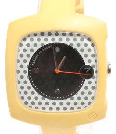 【中古】カバンドズッカ 腕時計 クオーツ 7N42-0CF0 メンズ CABANE de ZUCCA