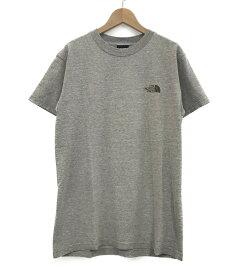 【中古】美品 ザノースフェイス 半袖Tシャツ メンズ SIZE S (S) THE NORTH FACE