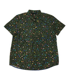 【中古】 ポールスミス 半袖シャツ デザインシャツ レディース PAUL SMITH