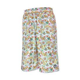 HXB Graphic Mesh Pants 【LUXE FLOWERS】 バスケットボールパンツ バスパン ラックスフラワーズ 花柄