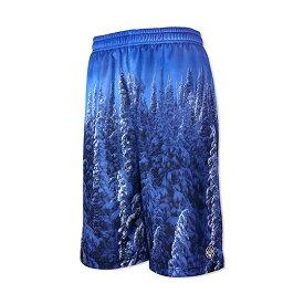 HXB Graphic Mesh Pants 【SNOWTREE】 バスケットボールパンツ バスパン スノーツリー