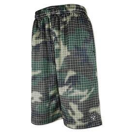 HXB Graphic Mesh Pants【WOODLANDOT】 バスケットボール ドットカモフラ バスパン