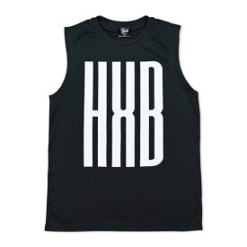 HXB ドライノースリーブ 【SLENDER】 BLACK×WHITE / DRY NOSLEEVE