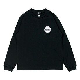 HXB DRY Long Sleeve Tee 【THE CIRCLE】 BLACK バスケ ドライロンTEE