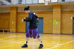 HXBHEADBAND【Cursive】LOGOWHITELSizeヘッドバンドヘアバンドバスケットボールバスケスポーツ太め