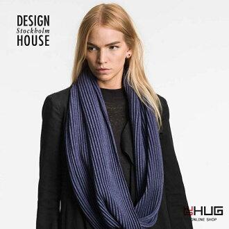 DESIGN HOUSE Stockholm Design House Stockholm PLEECE shawl chocolate